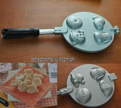 Snoopy Pancake Maker