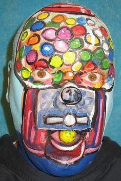 28 Best Gumball Inspired Art Images Bubble Gum Machine