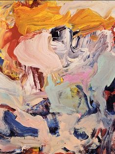 Willem de Kooning (* 24. April 1904 in Rotterdam; † 19. März 1997 in East Hampton, Long Island, New York) war ein US-amerikanischer Maler niederländischer Herkunft. Er war einer der bedeutendsten Vertreter des abstrakten Expressionismus und gilt neben Jackson Pollock als Wegbereiter des Action Paintings.