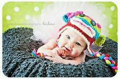 Crochet sock monkey inspired hat Crochet Sock Monkeys 6ce55f9198f0