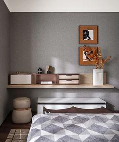 "滇池半山花园洋房—— ""自然主义""的理想生活 | 意巢设计-建e室内设计网-设计案例 Cabinet Furniture, Kids Furniture, Bedroom Apartment, Home Bedroom, Wall Design, House Design, Pink Bedroom Design, Room Interior, Interior Design"