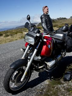 On Tour in the Victorian High Country with the RatBoxer. #BMW #R1100GS custom #ratboxer