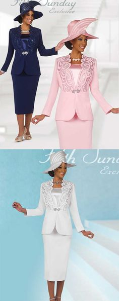 Fifth Sunday 52804 Womens Church Suits