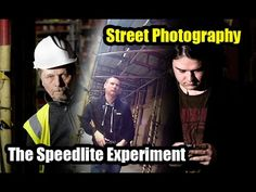 Here is the video I made of my speedlite experiment from Tuesdays day out shooting street photography.  http://www.youtube.com/watch?v=IkI6iiX6bbk