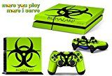 Ps 4 skin ( sticker ) of BIOHAZARD for Playstation 4 remote & consoleby nehalkhatri3281% Sales Rank in Video Games: 352 (was 11903 yesterday)Buy: Rs. 1100.00 (Visit the Movers & Shakers in Video Games list for authoritative information on this product's current rank.)