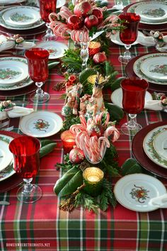 A Visit From St. Nicholas Christmas Tablescape christmas tablescapes , A Visit From St. Nicholas Christmas Tablescape A Visit From St. Outside Christmas Decorations, Christmas Table Settings, Christmas Tablescapes, Christmas Centerpieces, Holiday Tables, Christmas Candles, Tartan Christmas, Christmas 2019, All Things Christmas