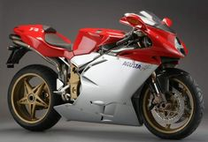MV Augusta F4 - one of the most beautiful motorcycles ever made. #motorcycle #MV
