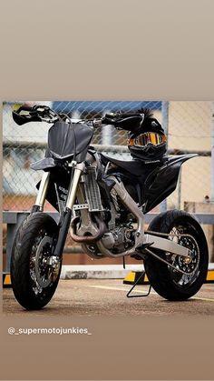 Motocross Love, Motorcross Bike, Motorcycle Bike, Motard Bikes, Ktm Supermoto, Yamaha Wr, Cool Dirt Bikes, Dirtbikes, Mini Bike