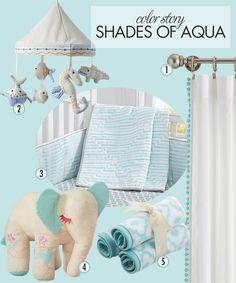 Color of the Month: Aqua