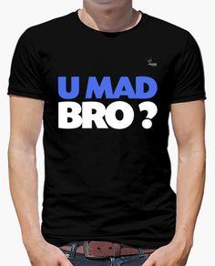 Camiseta U Mad B