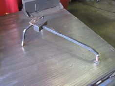3rd hand tool with sliding weight