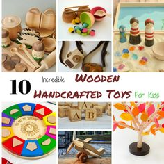 Choosing toys for children my be daunting task – what to choose from zillion toys that are available on market, and the most important, what give to a child who already have full house of toys that are just sitting around?In this giftguidefind great ideas for imaginative play gifts, educational toys, musical instruments, kids crafts … via Etsy