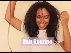 Hair Routine | Aine's Wardrobe