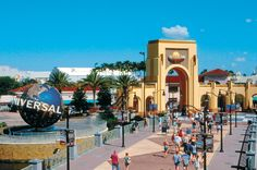 5 Orlando Theme Parks to visit This Summer