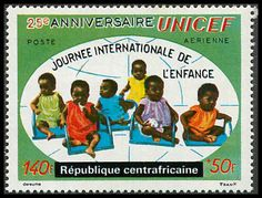 Central African Republic CB4 Mint VF XLH - bidStart (item 31420849 in Stamps... Central African Republic)