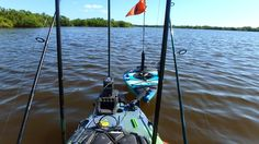 The Kayak Kaddy is a versatile, floating trailer that glides behind your kayak, canoe, or stand up paddle board (SUP). It holds and protects your valuables while you enjoy the water. The Kaddy can be used for: Kayak Fishing, Camping Trips, Wade Fishing, Spear Fishing, Outriggers on your kayak/SUP and more!