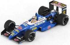 Rial-Cosworth-ARC1-Andrea-de-Cesaris-Japan-1988-1-43 Tan Jeans, F1, Diecast, Race Cars, Racing, Japan, Vehicles, Ebay, Drag Race Cars