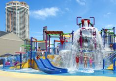 Queensland Water Parks | Brisbane Water Parks | Best Water Parks