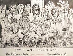 Women Of the Beatles: October 2015