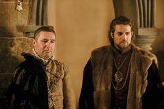 The Tudors - Charles Branson and Henry Howard