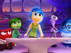 """Amy Poehler and Bill Hader brought the exclusive first look at the trailer for their new Pixar film, """"Inside Out""""! Check it out right here."""