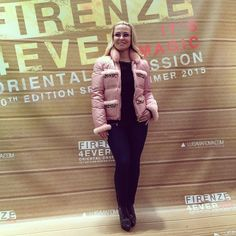 """NEWS: Before the second concert from the """"Resurrection Tour"""" at Obihall in Florence, Italy, on Monday, Anastacia visited Luisa Via Roma fashion store during the afternoon for the """"Barbie Oriental Obsession"""" charity event. This project has Anastacia as the godmother and is auctioning the limited edition Oriental Obession Barbie on Ebay, with proceeds going towards the Anastacia Fund."""