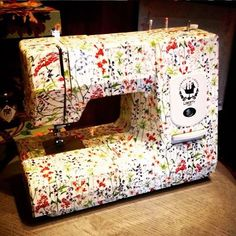 We are in love here at #sewhq #regram @theststyle @libertylondon #libertyfabric #sewing #libertyprint #sewingmachine #inspiration #create #makeitsewcial #ilovesewing #sewit #patchwork - Thanks to @sewhq