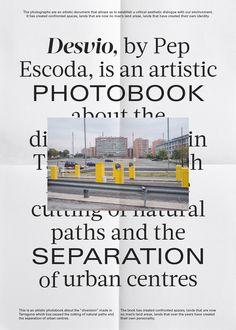 Desvío posters on Behance Print Design, Web Design, Graphic Design, Grid Layouts, Communication Design, Behance, Poster On, Editorial Design, Photo Book