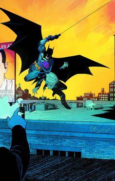 Batman - Greg Capullo & Danny Miki