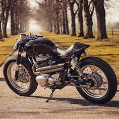 """// @oldempiremotorcycles """"The other Merlin….. Not the wizard the magical bike."""""""