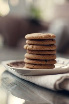 @Amanda Snelson of Wit & Whistle's Brown Butter Snickerdoodle Cookies. These sound divine, y'all. /ES