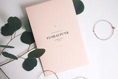 Envelope Packaging | Floral Punk by Oddds