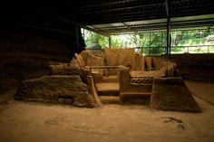 Parque arqueologico Joya de Ceren in El Salvador #World #Herritage #Unesco