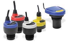 Software Configured Ultrasonic Liquid Level Sensors & Switches