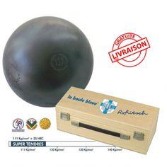 Boules de pétanque 111 Prestige Carbone Collector - Lire