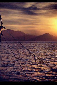 Ilha Celestial, Sunset, Travel, Outdoor, Island, Outdoors, Viajes, Destinations, Sunsets