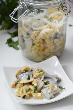 Polish Recipes, Polish Food, Fish Dishes, Aga, Risotto, Sushi, Salads, Appetizers, Cooking Recipes