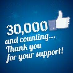 Thank you for helping us reach 30,000 likes on Facebook. #alhuzaifa #luxuryfurniture