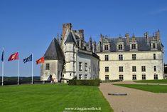 - Castelli della #Loira - Amboise, l'ultima dimora di Leonardo da Vinci