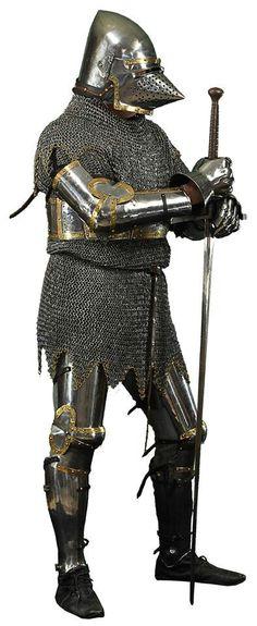 Full armor. XV cent.