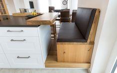 Manufaktur Kücheninsel Mit Sitzplatz Landhausstil Landhausküche Sitzbank