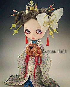 Blythe Kirara Doll
