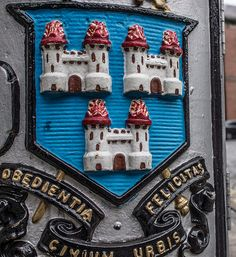 Dublin City Coat Of Arms
