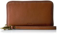 Fossil Emma RFID Smartphone Wristlet Wallet * To view further for this item, visit the image link.Note:It is affiliate link to Amazon.