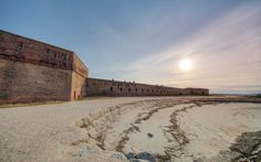 Fort Clinch State Park is a Pokemon hunters' den these days. But the Fernandina Beach landmark is home to something else: spirits from the Civil War era.
