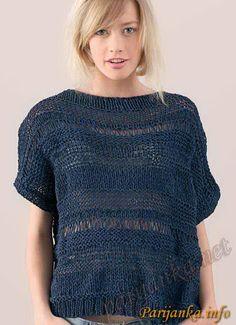 Пуловер (ж) 21*53 PHIL №1706