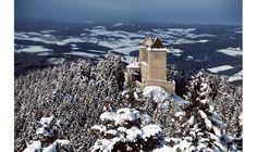Castle Kasperk in Sumava