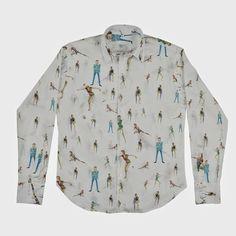 David Bowie Shirt by G.KIRO