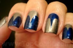 Nail Art Designs Step By At Home Without Tools Google Search Creative