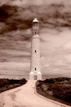 Leeuwin Lighthouse by Tristan Oakes, via 500px